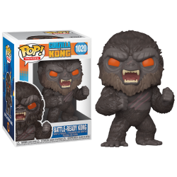Funko Pop 1020 Battle-Ready Kong, Godzilla vs Kong