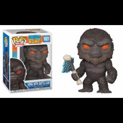 Funko Pop 1021 Kong with Battle Axe, Godzilla vs Kong