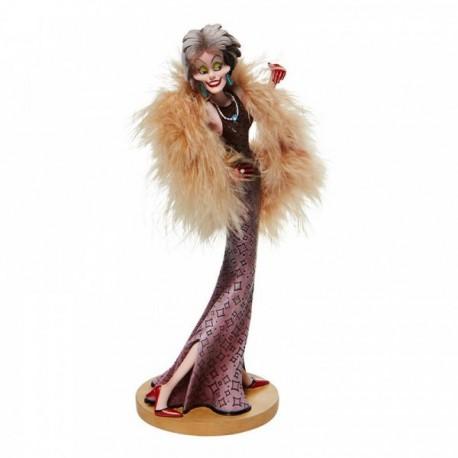 Disney Showcase - Cruella De Vil Couture de Force Figurine