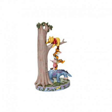 Disney Traditions - Tree with Pooh and Friends