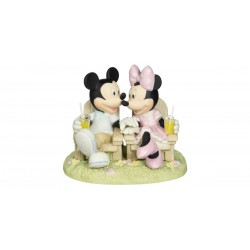 Precious Moments Always Be By My Side - Mickey & Minnie