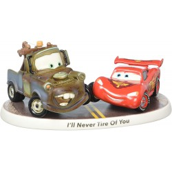 Precious Moments Disney Showcase Collection I'll Never Tire of You, Cars