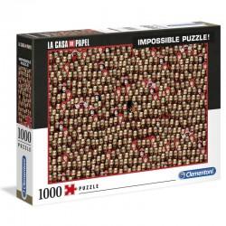 Money Heist Impossible puzzle 1000pcs