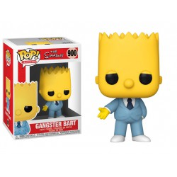 Funko Pop 900 Gangster Bart, The Simpsons
