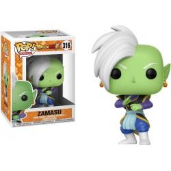 Funko Pop 316 Zamasu (Glow In The Dark), Dragonball z