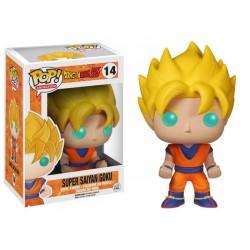 Funko Pop 14 Super Saiyan Goku, Dragonball Z