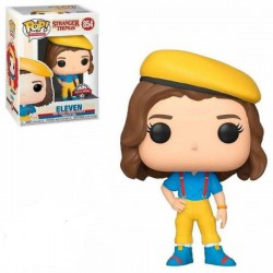Funko Pop 854 Eleven (Yellow Outfit), Stranger Things