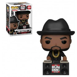 Funko Pop 201 Jam Master Jay, Run DMC
