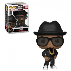 Funko Pop 200 DMC, Run DMC