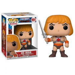 Funko Pop 991 He-Man, Masters Of The Universe
