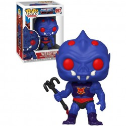Funko Pop 997 Webstor, Masters Of The Universe
