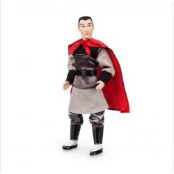 Disney Li Shang Mulan Classic Doll