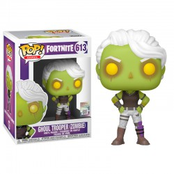 Funko Pop 613 Ghoul Trooper (Zombie), Fortnite