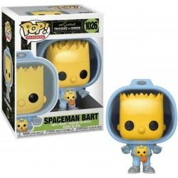 Funko Pop 1026 Spaceman Bart, The Simpsons