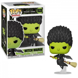 Funko Pop 1028 Witch Marge, The Simpsons