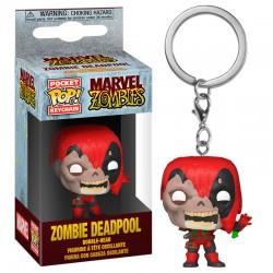 Marvel Pocket POP! Vinyl Keychain Zombie Deadpool