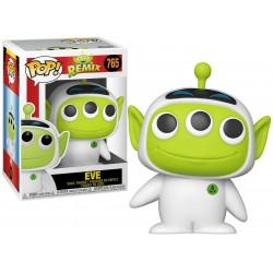 Funko Pop 765 Eve, Toy Story Alien Remix
