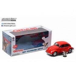 Gremlins: 1967 Volkswagen Beetle Red 1:24 Scale Vehicle