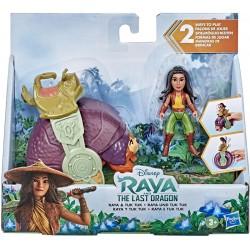 Disney Princess Raya And Tuk Tuk