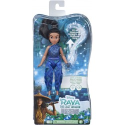 Disney Singing Princess Young Raya And Kumandra Flower