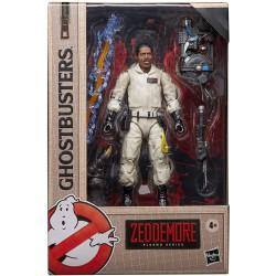 Zeddemore, Ghostbusters Plasma Series Figures