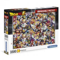 Dragon Ball Impossible puzzle 1000pzs