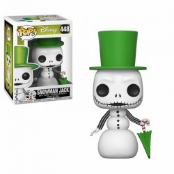Funko Pop 448 Snowman Jack, The Nightmare Before Christmas