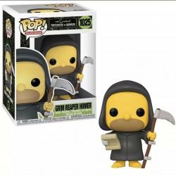 Funko Pop 1025 Grim Reaper Homer