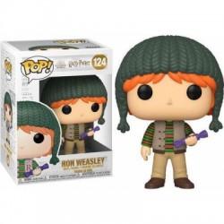Funko Pop 124 Ron Weasley, Harry Potter