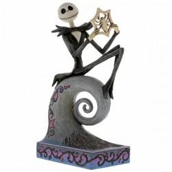 "Disney Traditions - ""What's This?"" (Jack Skellington Figurine)"