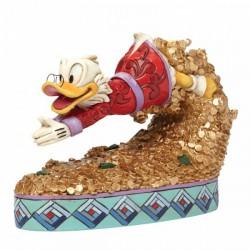 Disney Traditions - Treasure Dive (Scrooge McDuck Figurine)