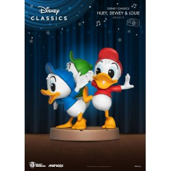 Disney Classic Series Mini Egg Attack Huey, Dewey & Louie Figure 8 cm