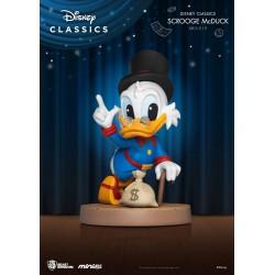 Disney Classic Series Mini Egg Attack Scrooge McDuck Figure 8 cm