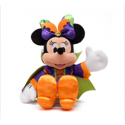 Disney Minnie Mouse Halloween Knuffel