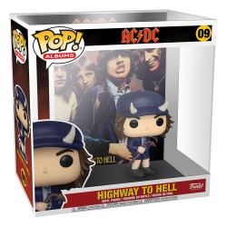 Funko Pop 09 Angus Young, AC/DC Highway To Hell Album