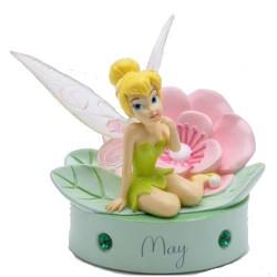 Disney Tinker Bell Birthday Sculpture - May