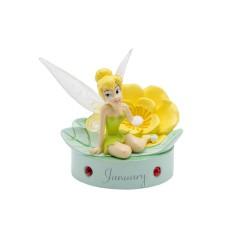 Disney Tinker Bell Birthday Sculpture - January