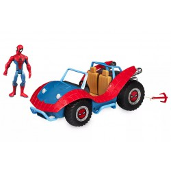 Marvel Toybox Spider-Man and the Spider-Mobile Playset