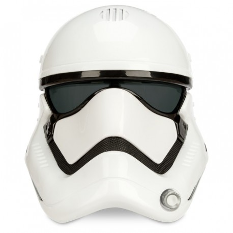 Star Wars The Force Awakens First Order Stormtrooper Voice Changing Mask