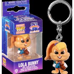 Space Jam 2 Pocket POP! Vinyl Keychain 4 cm Lola Bunny