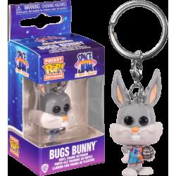 Space Jam 2 Pocket POP! Vinyl Keychain 4 cm Bugs Bunny