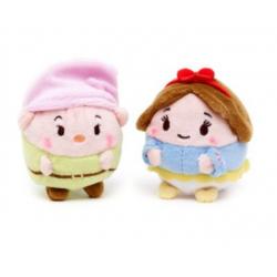 Disney Sneeuwwitje & Stoetel Ufufy Duo Knuffel