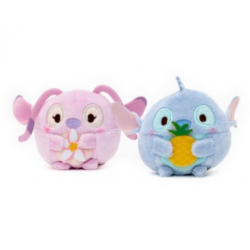 Disney Stitch & Angel Duo Ufufy Knuffel