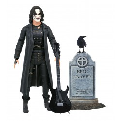 The Crow: Deluxe The Crow 7 inch Action Figure