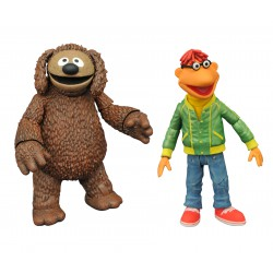 Muppets: Best of Series 1 - Scooter and Rowlf Action Figure Set