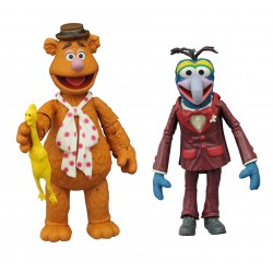Muppets: Best of Series 1 - Gonzo and Fozzie Action Figure Set