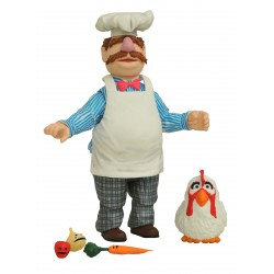 Muppets: Best of Series 2 - Swedish Chef Action Figure