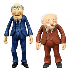 Muppets: Best of Series 2 - Statler and Waldorf Action Figure Set