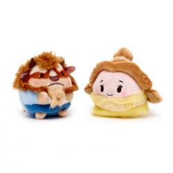 Disney Belle & Het Beest Duo Ufufy Knuffel