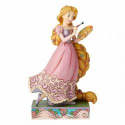 Disney Traditions - Adventurous Artist (Rapunzel Princess Passion Figurine)